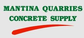 MANTINA QUARRIES CONCRETE SUPPLY
