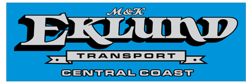 M & K EKLUND TRANSPORT