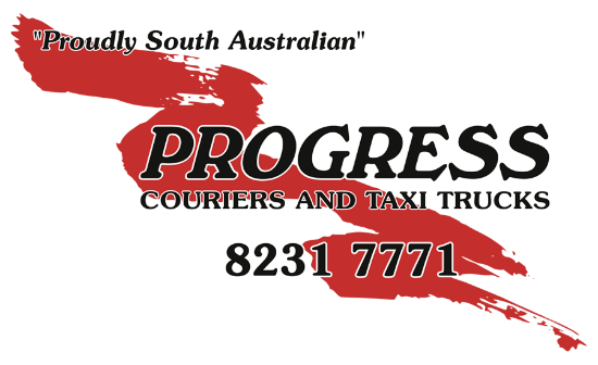 Progress Couriers and Taxi Trucks