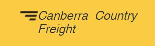 Canberra Country Freight
