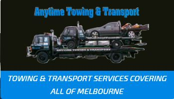 Anytime Towing & Transport