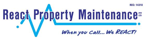 React Property Maintenance Pty Ltd