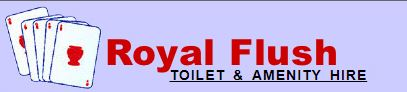 Royal Flush Toilet Hire