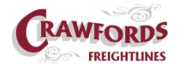 Crawfords Freightlines Pty Ltd