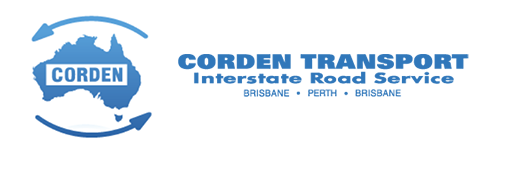Corden Transports Interstate Road Service