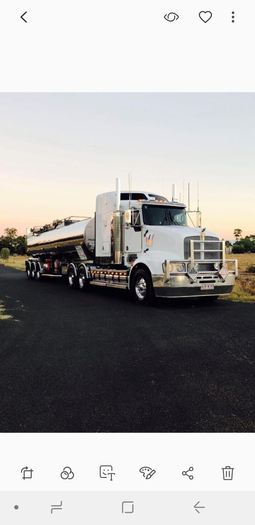Custom Road Haulage Pty Ltd