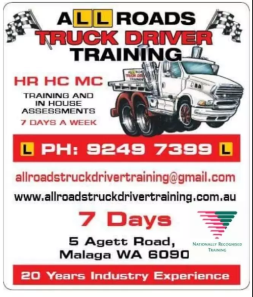 All Roads Truck Driver Training