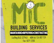MIC Building services