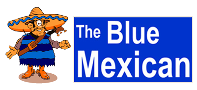The Blue Mexican