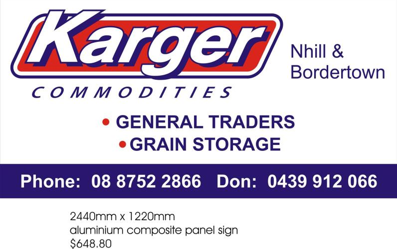 Bordertown haulage and Trading