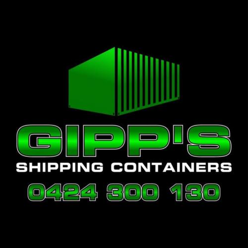 Gipps Shipping Containers