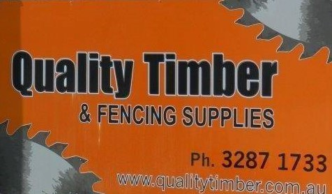 Quality Timber and Fencing Supplies