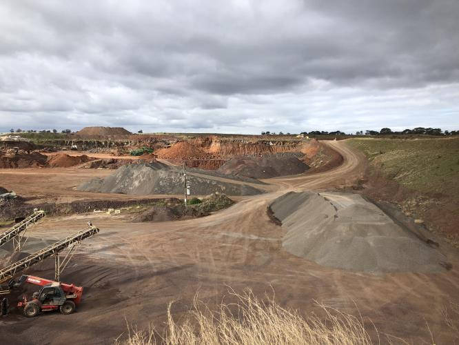 Altona North Landfill & Leakes Rd Quarry